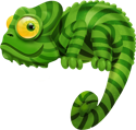 Chameleon_Jungle Land slot