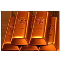 Gold bars_Klondike slot