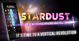 STARDUST EXTENDED -  The First Slot Designed For Outdoor Walks