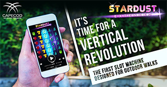 IT'S TIME FOR A VERTICAL REVOLUTION with STARDUST EXTENDED
